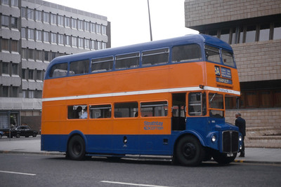 Strathtay_Kelvin Hire SR21 Argyle Street Glasgow Apr 87
