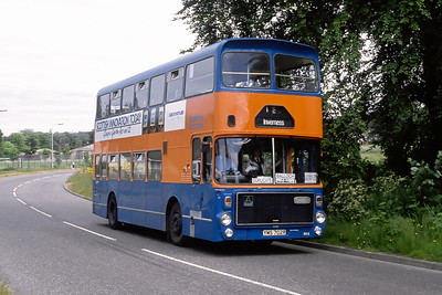 Strathtay_Highland Hire SV2 Keppoch Road Culloden Inverness Jun 88