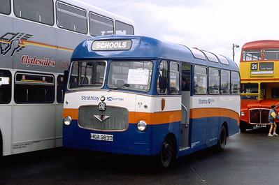Strathtay_Clydeside Hire SS1 Inchinnan Depot Sep 88