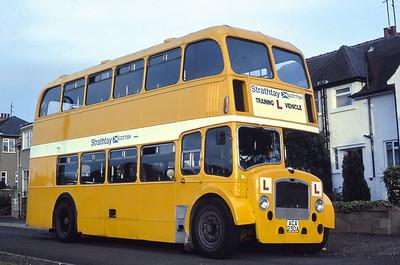 Strathtay T1 Eton Street Dundee Aug 88