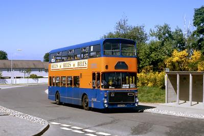 Strathtay_Highland Hire SV4 Keppoch Road Culloden Inverness Jun 88