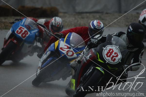 EMRA Race Day Round 4 July 15, 2012