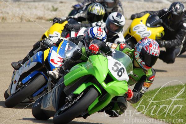 EMRA Race Day Round 3 July 14, 2012