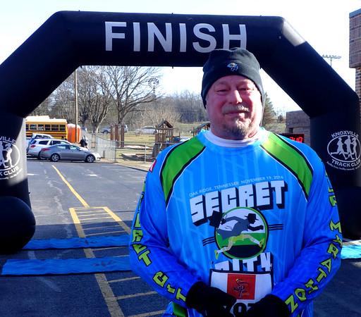 Strawberry Plains Half Marathon and 10K Event, February 5, 2017