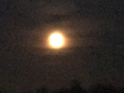strawberry moon summer soldtice 2026