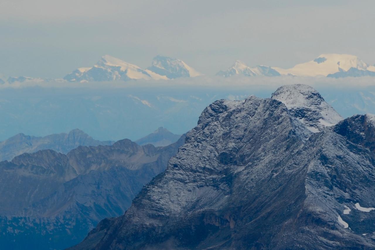 Piz Lunghin, Walliser Alps