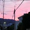 Sky Colour in Nagaokakyo