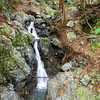 A Waterfall.<br /> We passed this on our hike in near Arashiyama, Kyoto.