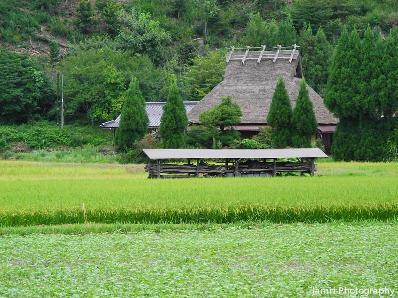 Traditional Farm House
