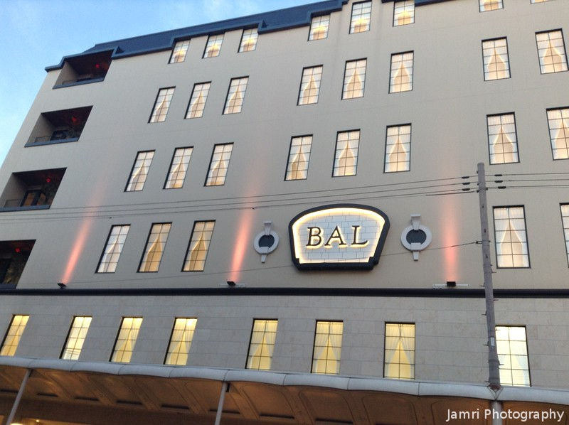 BAL Reopens