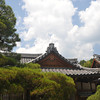 Temple Rooftops.<br /> At Ginkaku-ji (the Silver Temple).