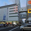 At the Crossing to the Sogo Department Store