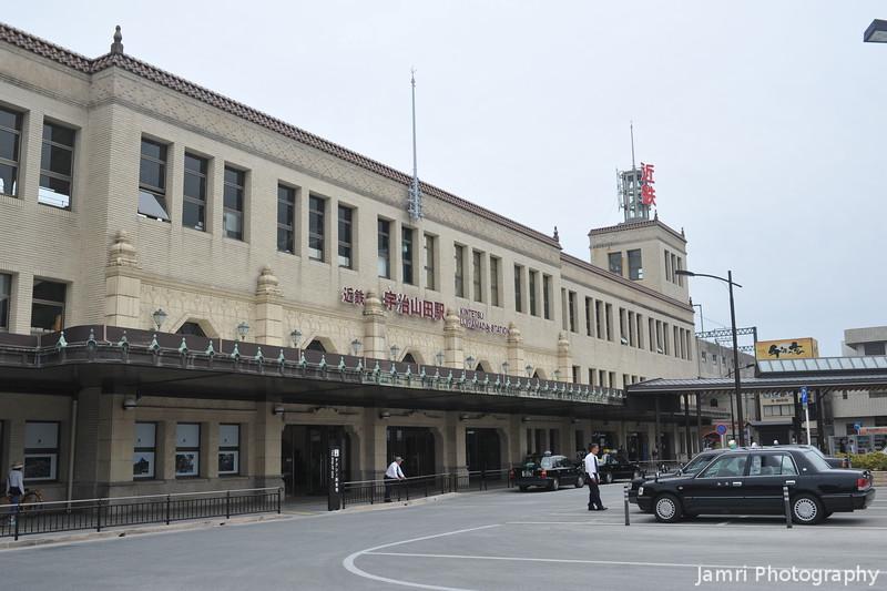 Kintetsu's Ujiyamada Station