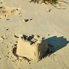 Sandcastle.<br /> Memories of my childhood.