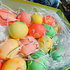 Easter Eggs.<br /> These were made by one of the ladies in our church and given our during our church Easter Picnic.