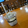 Time Out for an Ice Cream.<br /> Taken in Takatsuki, I went there to do a bit of shopping (much more choice than Nagaokakyo, but not crowded like Kyoto or Osaka) for a few hours. This was my last trip out by myself before my foot infection.