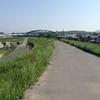 Approaching the Kintetsu line