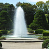 The Big Fountain.<br /> At the Kyoto Botanical Garden.