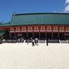 Heian-jingu Panorama