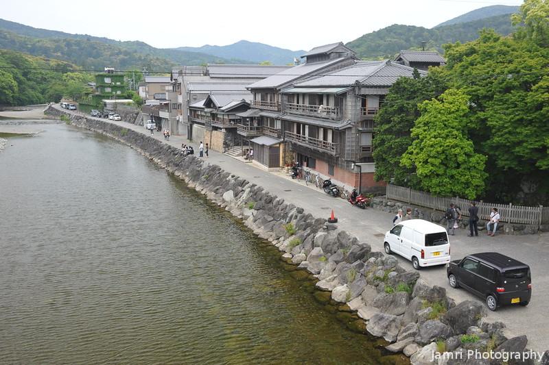 Along the Isuzu River