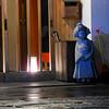 Geisha Gnome.<br /> Found during the 2012 Higashiyama Hanatouro.