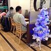 Early Christmas at Mos Burger