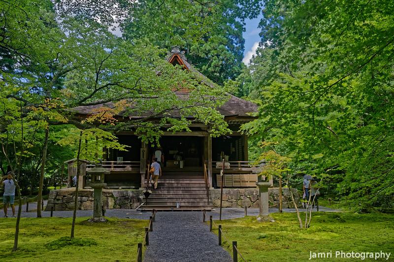 Ojo Gokuraku-in Hall