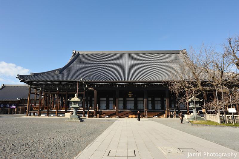 Nishihongan-ji Goeido