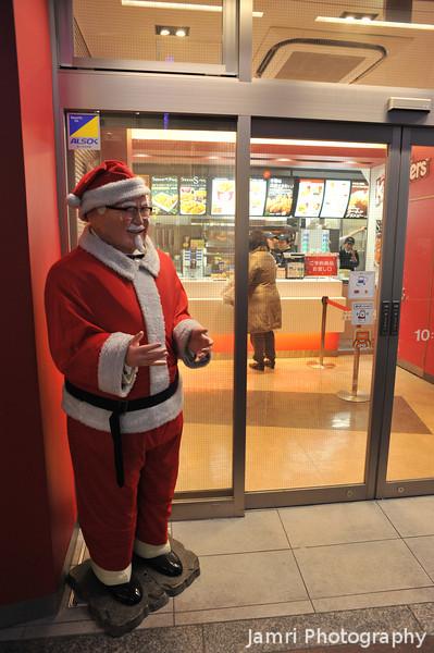 Santa, Sanders or Both?