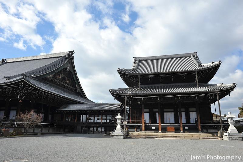 The Main Buildings of Kosho-ji
