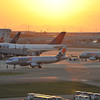 Two Jetstar Asia Flights Departing