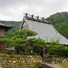 Miyama House with Tiled Roof