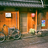 Bicycle and Tea House