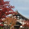 At the Entrance of Kodai-ji