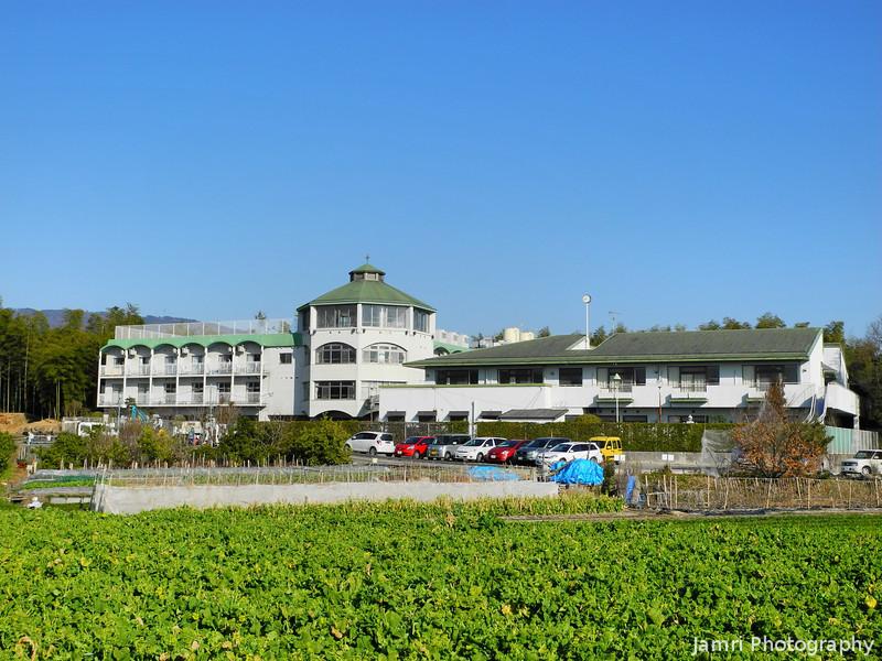 Some Kind of Medical Facility.<br /> Nagaokakyo, Kyoto Prefecture.
