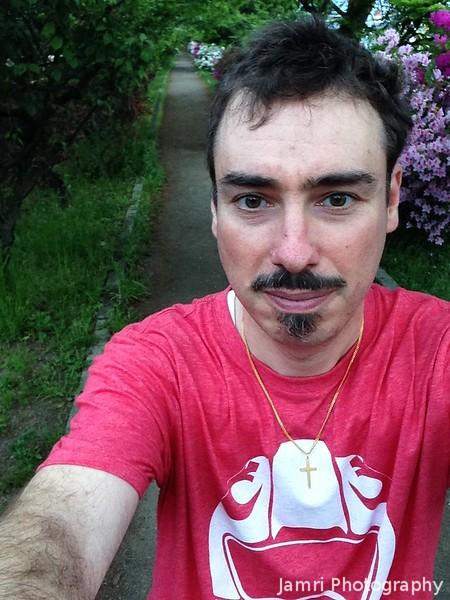 Greenery  Selfie