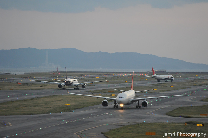 Arrivals and a Departure