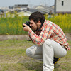 "David by the Inugawa. With his Panasonic GH1. Check out some of his videos here:- <A href=""http://vimeo.com/davidblairfilms"">vimeo.com/davidblairfilms</A>"