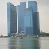 Marina Bay Finacial Center.