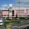 Towards the Pink, Green Plaza 1.<br /> In Takatsuki.