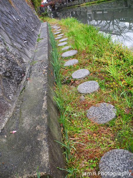 Stepping Stone Path.