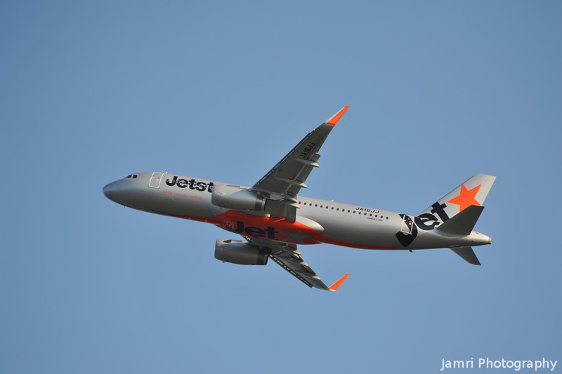 Jetstar Japan on the Ascent