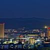Blue Hour in Nagaokakyo