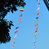 "Flags of the World.<br /> It's 運動会(undoukai=""sports carnival"") time once again."