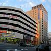 Golden Light in Nagoya
