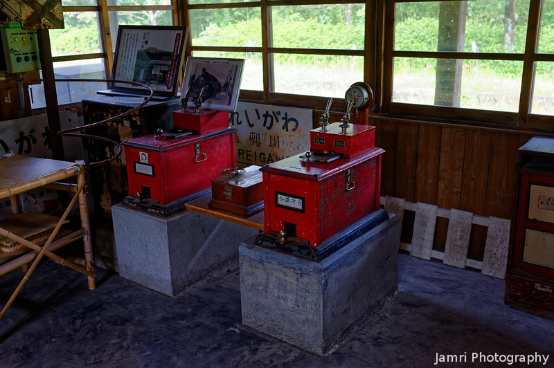 Old Railway Equipment
