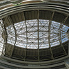The Atrium Roof.<br /> At the Kyocera Hotel in Kagoshima.