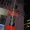 Christmas Decorations in Osaka.<br /> During the 2012 Hikari Renaissance.
