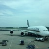 An A380 Superjumbo