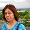 Ritsuko at Asahiyama Zoo
